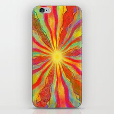 August Sun iPhone & iPod Skin