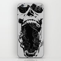 Chaos And Clarity ~ Blac… iPhone & iPod Skin