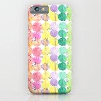 Drippy Blobs iPhone 6 Slim Case