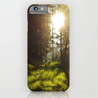 iPhone & iPod Case featuring Morning Atmosphere by mark jones