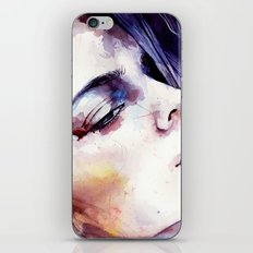 At times when we are hurt, we learn the most iPhone & iPod Skin