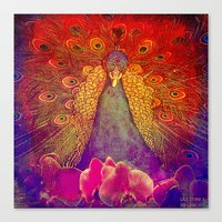 :: Happy Hour ::  By Gal… Canvas Print