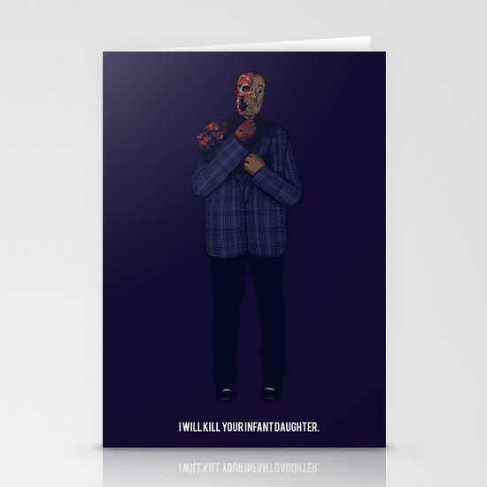 Gus Fring Stationery Card