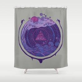 Shower Curtain - Water - Hector Mansilla