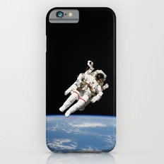 Astronaut Floating Free Slim Case iPhone 6s