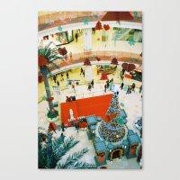 Close To Christmas   Canvas Print