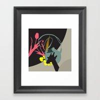 Henk 2 Framed Art Print