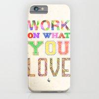 Life & Love iPhone 6 Slim Case