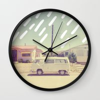 Volkswagen, New Mexico Wall Clock
