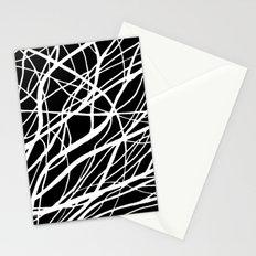 Tumble 2 Black Stationery Cards