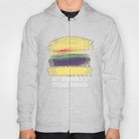 Veggie Burger  Hoody
