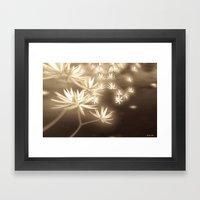 Flower_01 Framed Art Print