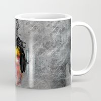 Rebel music Mug