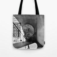 Bocca della Verita Tote Bag