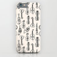 Vintage Instrument Collection  iPhone 6 Slim Case