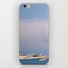 A Blue Summer Day iPhone & iPod Skin