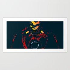 Tony Art Print