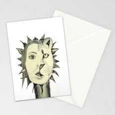 Sun Warrior Stationery Cards