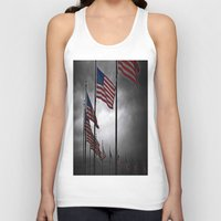 A Storm Is Brewing Unisex Tank Top