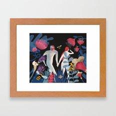 Origins of Sex Framed Art Print