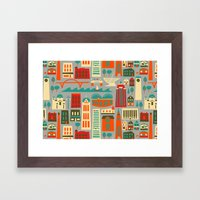 My Fair Milwaukee Framed Art Print