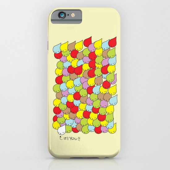 IT'S YOU iPhone & iPod Case