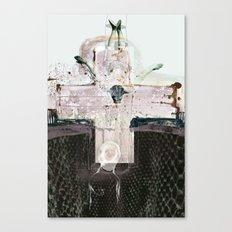 vitriol 4 Canvas Print