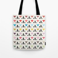 Tripes Tote Bag
