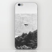 Le Passager de la Pluie iPhone & iPod Skin