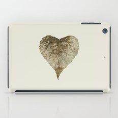 heart nature iPad Case
