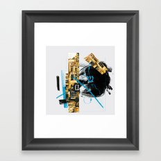 TLV Framed Art Print