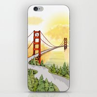 San Francisco Horizon iPhone & iPod Skin
