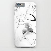iPhone & iPod Case featuring Line 6 by Martin Kalanda