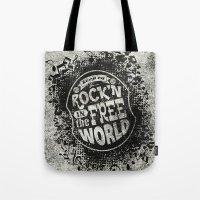 Keep On Rock'n!  Tote Bag
