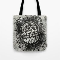 Keep On Rock'n!  Tote Bag