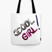 CCool Girl Tote Bag