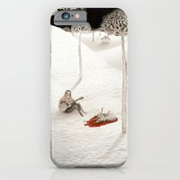 iPhone & iPod Case featuring Bon Iver by Lisa Evans