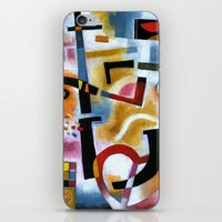 Party in the Kitchen iPhone & iPod Skin