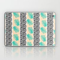Palm Leaf Abstract Laptop & iPad Skin