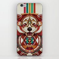 Red Panda By Giulio Ross… iPhone & iPod Skin