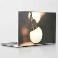 lights Laptop & iPad Skins featuring Lights by Whitney Retter