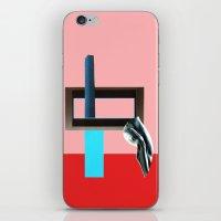 Meaningful Arrangements 1 iPhone & iPod Skin