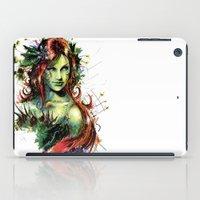 Poison Ivy iPad Case