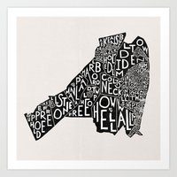 Monmouth County, New Jer… Art Print