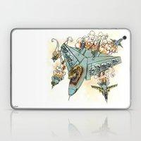 Tyrannosquadron Rex! Laptop & iPad Skin