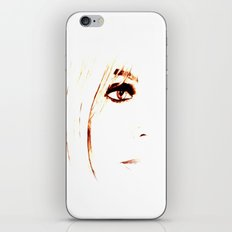 Brigitte Bardot iPhone & iPod Skin