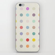 Spots iPhone & iPod Skin