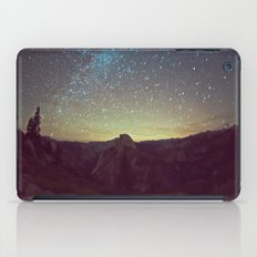 Night Luminescence 1 iPad Case