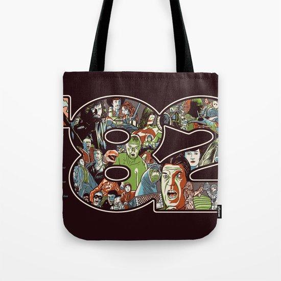 '82 Tote Bag