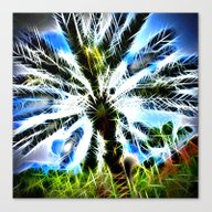 Spike!  Canvas Print